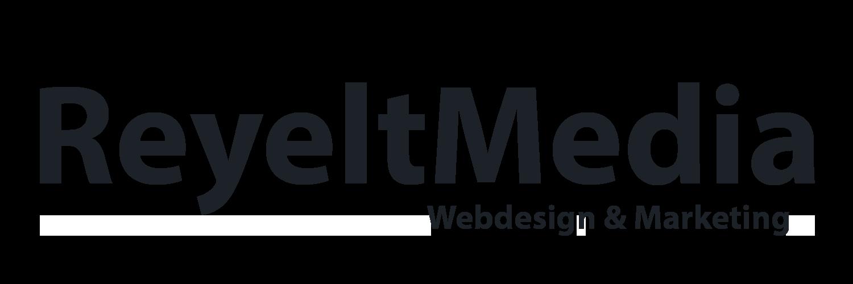 ReyeltMedia Webdesign & Marketing Logo