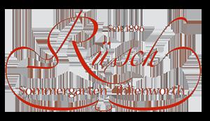 Rüschs Sommergarten Logo Werbegemeinschaft Ihlienworth