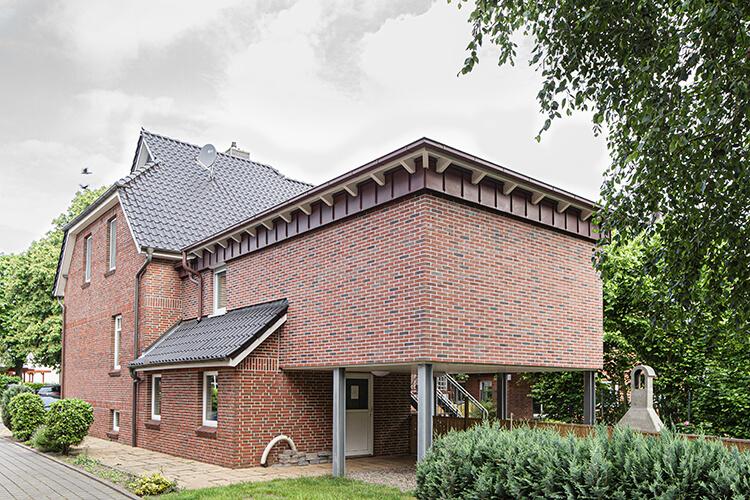 Anbau einer Dachgaube - Bremerhaven Diers Holzbau