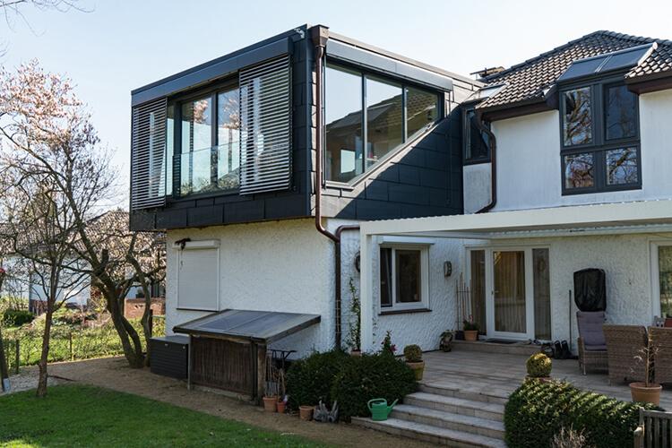Anbau einer Dachgaube - Landkreis Cuxhaven Diers Holzbau