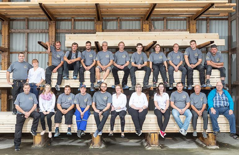 Diers Holzbau Ihlienworth Mitarbeiter
