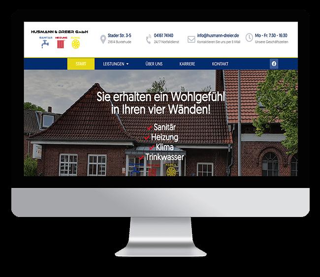 ReyeltMedia Referenz Husmann & Dreier GmbH