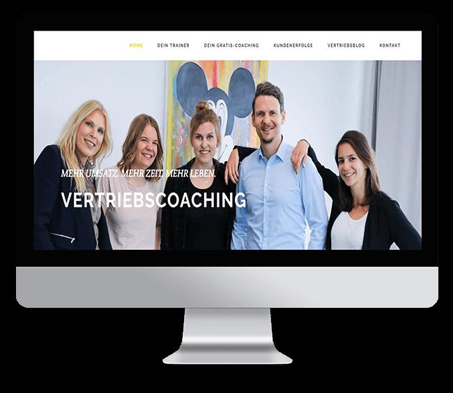 ReyeltMedia Webdesign Referenzen RW Trainings