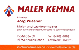 Maler-Kema-Melzer-Logo