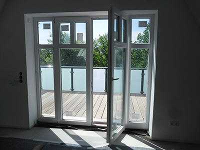 Tischlerei Saborowski Kunststoff- und Holzfenster